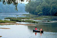 Canoeing on Virginia's Rivers