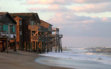 The Outer Banks Beach
